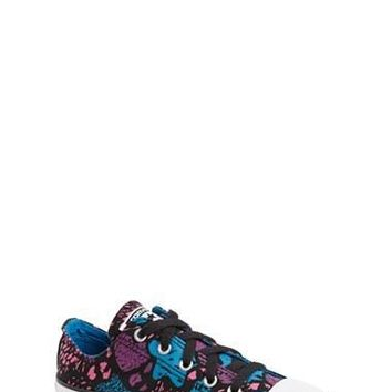 Girl's Converse Chuck Taylor All Star Print Low Top Sneaker,