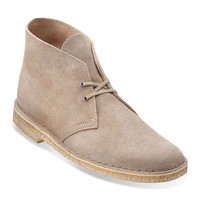 Clarks Desert Boot in Taupe