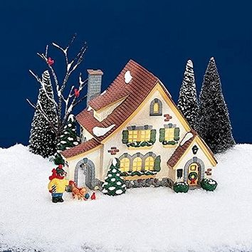 Dept. 56 Carmel Cottage