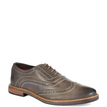 Ben Sherman Birk Wingtip Shoes