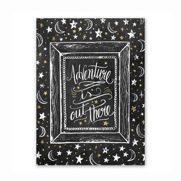 Adventure is Out There Soft Cover Journal