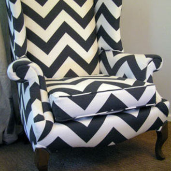 Merveilleux Shop White Wingback Chair On Wanelo