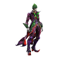 The Joker No. 12 Play Arts Kai Square Enix Variant Action Figure