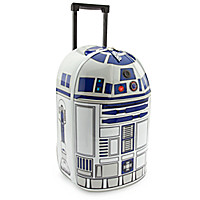 R2-D2 Rolling Luggage - Star Wars