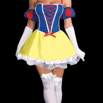 Snow White Cosplay Anime Cosplay Apparel Holloween Costume [9211505348]