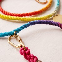 Found My Animal Rainbow Ombre Leash | Urban Outfitters