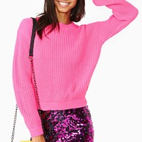 Lexington Sweater - Pink