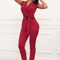 Glam On The Daily Jumpsuit
