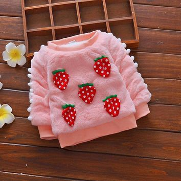 Spring fall Newborn Girl Baby Clothes Outfits Plus Chiffon outerwear sweater for Girl Baby Clothing sports patter coats sweater