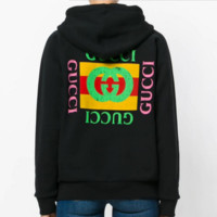 Fashion GUCCI cardigan sweater zipper Hoodies H-AGG-CZDL