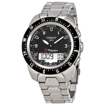 Tissot T-Touch Expert Analog-Digital Watch T013.420.44.057.00