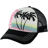Billabong Women's Hawaii Heat Trucker Hat