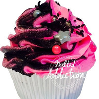 Rock Star Cupcake Bath Bomb