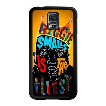 47 Plus Notorious Big  Samsung Galaxy S5 Case