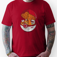 Red Pokehouse Unisex T-Shirt