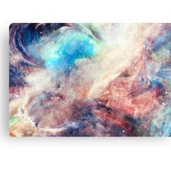 'Vintage Watercolor Abstract Background' iPhone Case/Skin by Cornelius Jacob