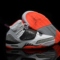Men's Nike Air Jordan Son Of Mars Hot Lava