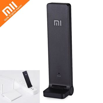 Original Xiaomi R01 Mi WiFi Amplifier Wireless Router Expander Adapter Mini USB Wi-Fi for Home Office Chinese Version