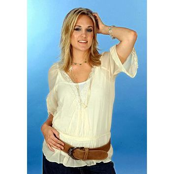 Carrie Underwood Poster Posing Arm Up 24inx36in
