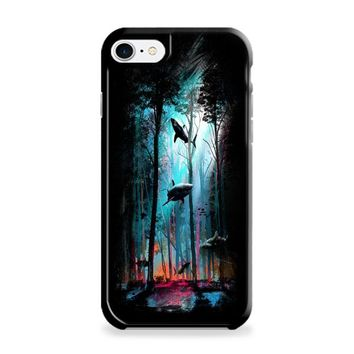 Shark Forest iPhone 7 | iPhone 7 Plus Case