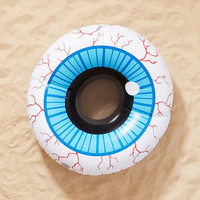 Eyeball Inner Tube Pool Float - Urban Outfitters