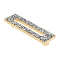 Wisdom Stone Carraway 3-3/4 in. Chrome Cabinet Pull-410496CH - The Home Depot