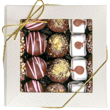 Gourmet Assorted Chocolate Cookie Gift Box