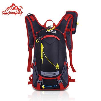 Brand Waterproof Nylon Backpack Bag Rucksack Mountaineering Bag Men's