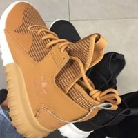 Adidas Tubular Wheat Casual Running Sport Shoes Sneakers
