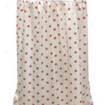 Clearance Sweet as Sugar Couture The Playful Dot Maxi Dress