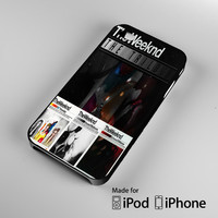 THE WEEKND THE TRILOGY A1648 iPhone 4S 5S 5C 6 6Plus, iPod 4 5, LG G2 G3, Sony Z2 Case