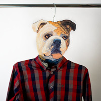 Animal Head Hangers at Firebox.com
