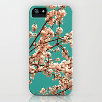 spring tree XVII iPhone & iPod Case by Blackpool
