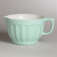 Mint Melamine Batter Bowl - World Market