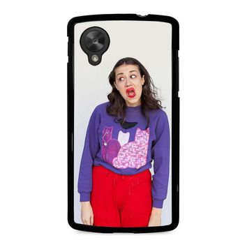 MIRANDA SINGS Nexus 5 Case Cover