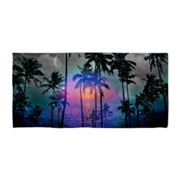 Dream Of Paradise Palm Trees Beach Towel> Beach / Pool / Bath Towels> soaring anchor designs