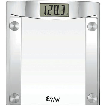 Conair Weight Watchers Glass Scale