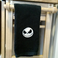 Jack Skellington Hand Towel Set - Nightmare Before Christmas
