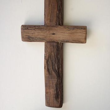 Recycled Wooden Cross