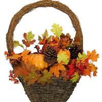 Thanksgiving Decoration - Basket