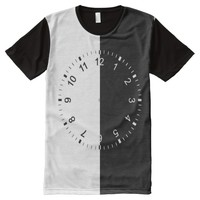 Timeless All-Over Print T-Shirt