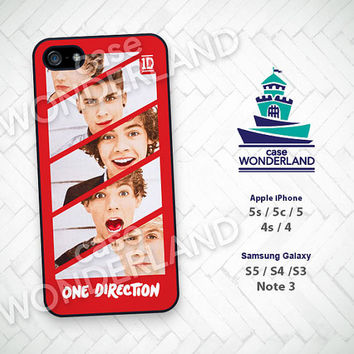 iPhone Case, One Direction, Pop Band, Idol, iPhone 5 case, iPhone 5C Case, iPhone 5S case, iPhone 4 Case, iPhone 4S Case, Phone Skin, OD03