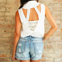 Mia Cut Out Top