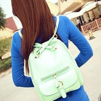 Fashion British Style Sweet Backpack