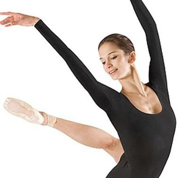 Premier Basic Long Sleeve Leotard L5409 by Bloch