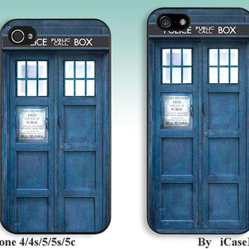 TARDIS Doctor Who---iPhone5 Case, iPhone 4 case, iphone 4s case,iPhone 5C Case, iPhone5s Case, iPhone Case, iphone cover,phone case