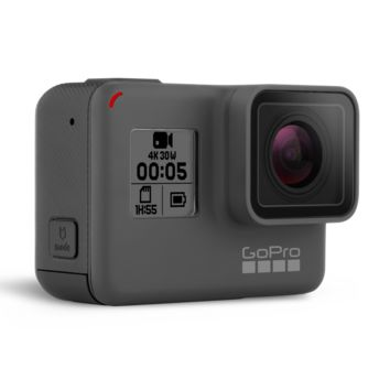GoPro - HERO5 Black 4K Ultra HD Waterproof Camera