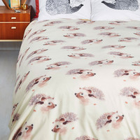 Critters Scurry Home Duvet Cover in Queen by ModCloth