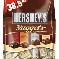 Hershey's Nuggets Chocolates Assortment, 38.5 oz