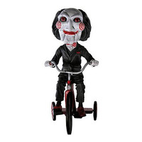 Saw Puppet Extreme Bobble Head - NECA - Horror: Saw - Bobble Heads at Entertainment Earth